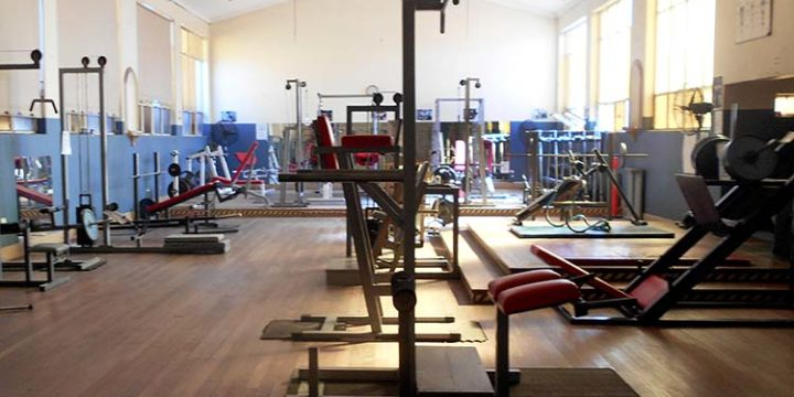 planning approval for gymnasium